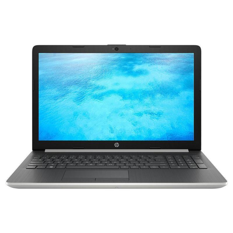 Laptop Hp 15-da0050TU 4ME67PA (Bạc) Hàng chính hãng new 100%