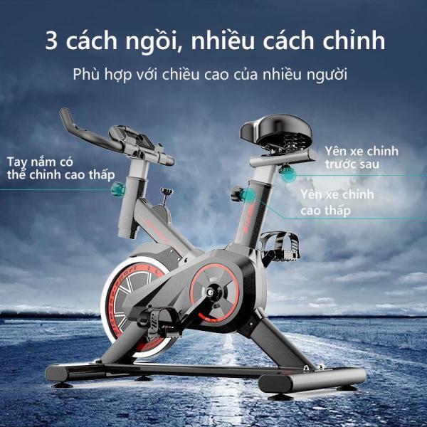 Xe đạp tập thể dục Air bike thiết kế hoàn toàn mới ,Xe đạp tập gym tại nhà dụng cụ tập gym đạp xe tại nhà tiện lợi nhỏ gọn