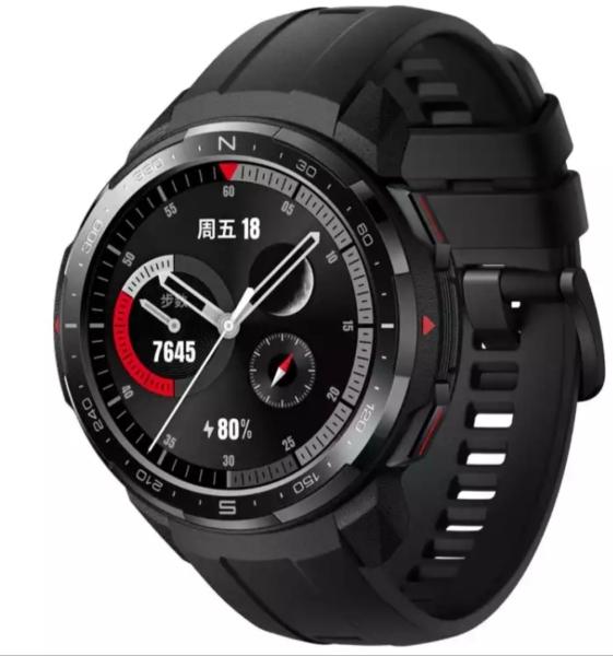 Huawei Honor Watch GS Pro Smart Watch KAN-B19 SpO2 Smartwatch Heart Rate Monitoring Bluetooth Call 5ATM Sports Watch for Men