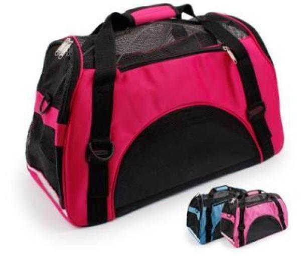 Túi xách thể thao vận chuyển dành cho boss sen chó mèo iu - Size L