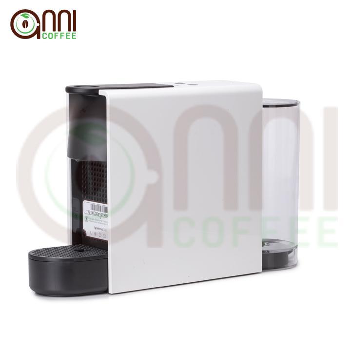 Máy pha cà phê viên nén Nespresso Essenza mini trắng - Thiết kế hiện đại, dễ sử dụng và vệ sinh - Sử dụng cà phê viên nén cực tiện lợi - Máy phù hợp cho cá nhân, gia đình, công ty, khách sạn