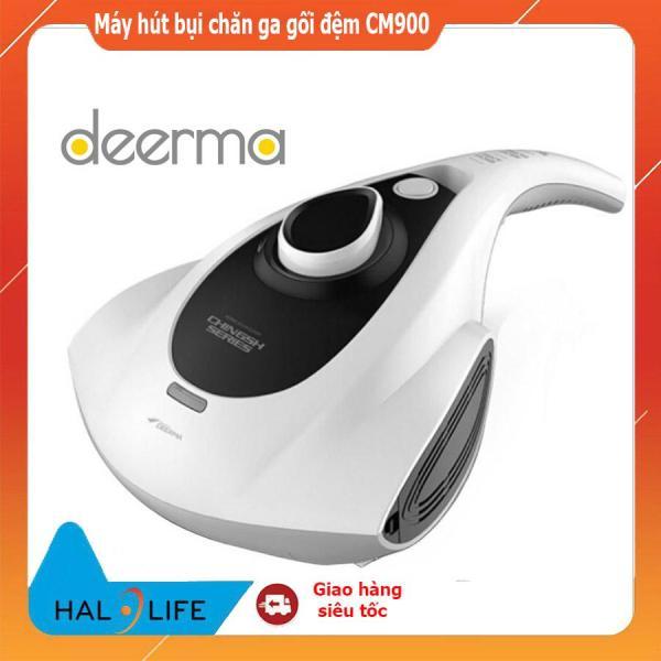 Máy hút bụi cầm tay DEERMA CM900 - Hút bụi giường, nệm, khử khuẩn tia UV vô cùng tiện lợi