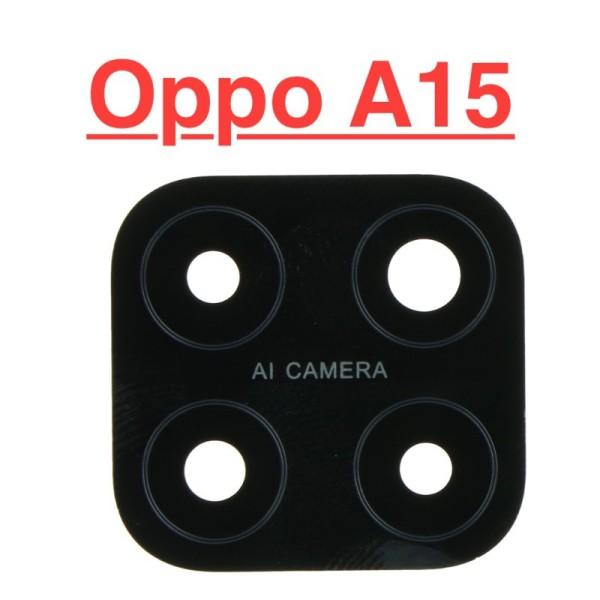 [HCM]Chính Hãng Kính Camera Sau Oppo A15 Chính Hãng Giá Rẻ Linh Kện Thay Thế
