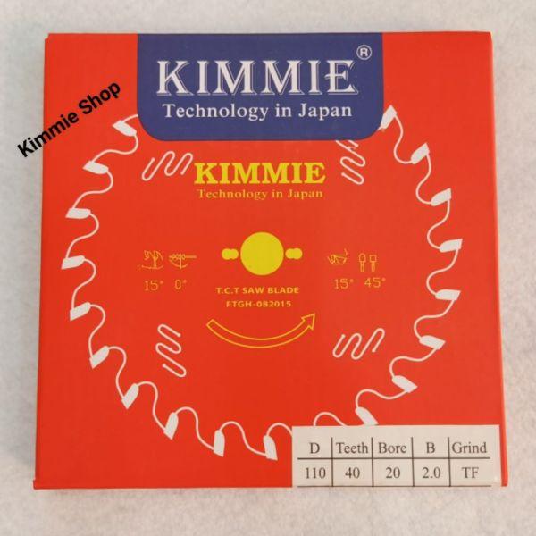 Lưỡi cưa gỗ Kimmie 100x40T
