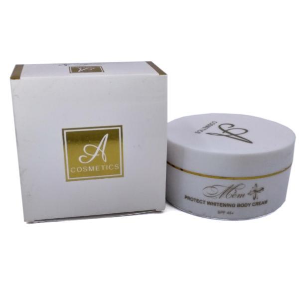 Kem dưỡng trắng da toàn thân mềm A Cosmetics hàng chính hãng 250g (Trắng) Siêu thị trực tuyến 247