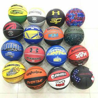 [ Bóng Rổ Loại Tốt 2021 ] Quả bóng rổ da PU Gerustar Federation số 7 Tặng Túi Đựng Bóng thumbnail
