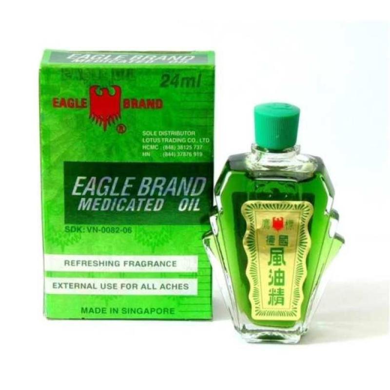 Dầu gió Singapore Eagle nhập khẩu