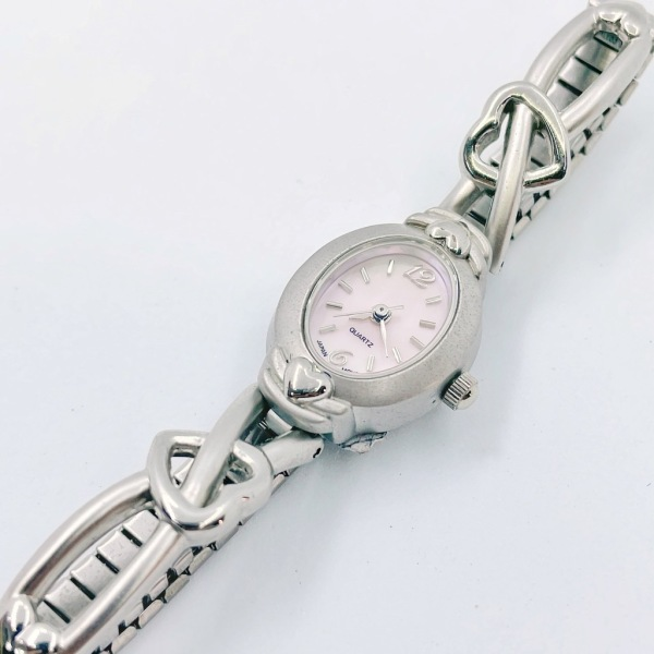 Nơi bán [HCM]Đồng hồ Nữ Vintage Nhật Bản - Japan Movt Trái Tim