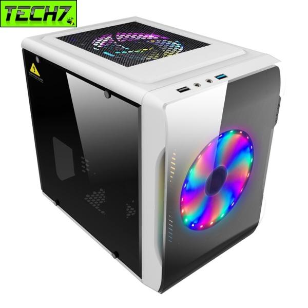 Giá Vỏ case máy tính mini Beetle 2 White