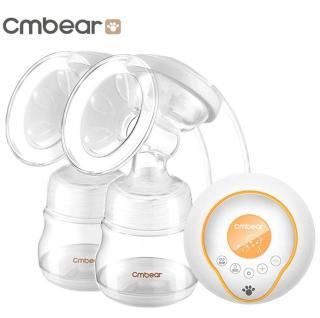 Máy hút sữa điện đôi Cmbear tặng 20 túi trữ sữa GB Baby thumbnail