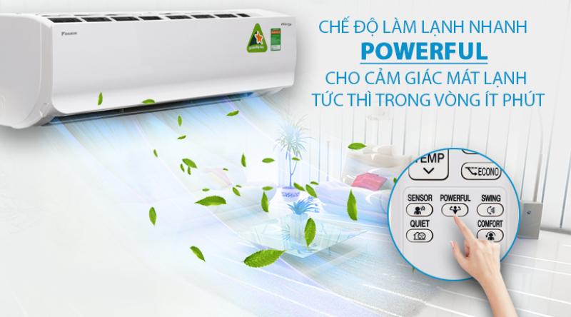 Máy lạnh Daikin FTKC50UVMV