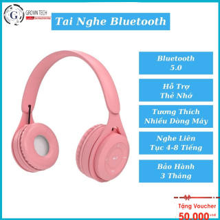 Tai nghe bluetooth GROWNTECH Y08, Blutooth 5.0 ha ng nhâ p khâ u Ha n Quô c thumbnail