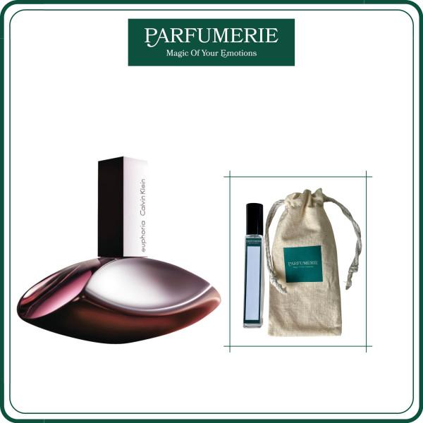 [Siêu thơm - chính hãng] Nước hoa nữ Parfumerie Calvin Klein Euphoria hương hoa cỏ tinh tế và lôi cuốn mini 10ml