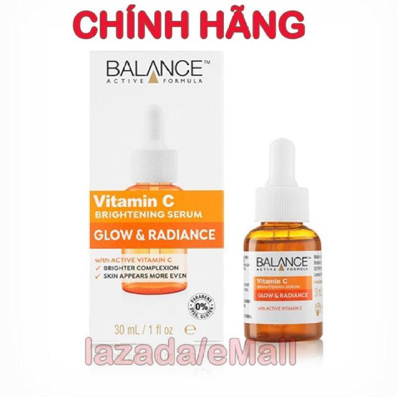 Serum Vitamin C Balance Active Formula Dưỡng Sáng Da Mờ Thâm nám sạm da 30ml nhập khẩu