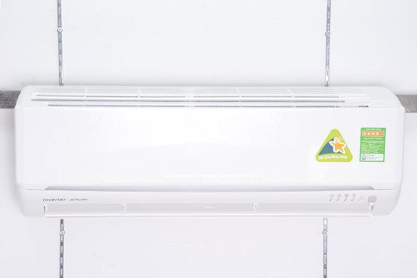 Bảng giá Máy lạnh Mitsubishi Heavy Inverter 1 HP SRK10YL-S5 -Công suất lạnh 8.530 BTU, Máy lạnh Inverter, Làm lạnh nhanh Hi Power