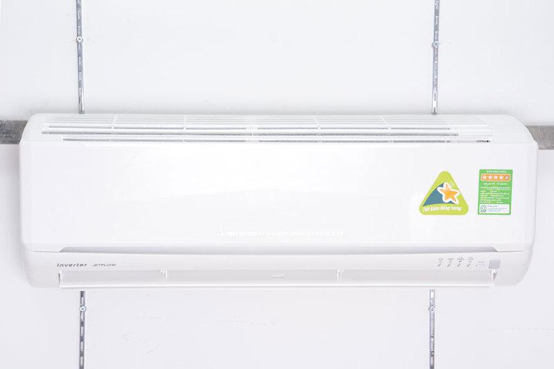 Máy lạnh Mitsubishi Heavy Inverter 1 HP SRK10YL-S5 -Công suất lạnh 8.530 BTU, Máy lạnh Inverter, Làm lạnh nhanh Hi Power chính hãng