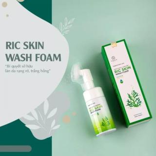 Sữa rửa mặt Ric Skin ngăn ngừa mụn, dưỡng da thumbnail