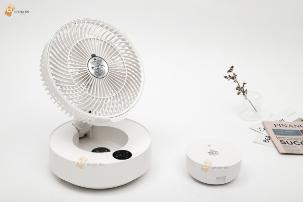 Quạt thông minh tạo ẩm Xiaomi EDON 908, xiaomi phân phối 2020 có thể gập: Kết hợp máy tạo độ ẩm, lọc không khí và quạt
