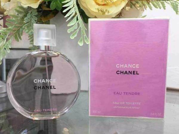 Nước Hoa  Pháp Chanel Chance Eau Tendre (EDT) 50ml - XT009