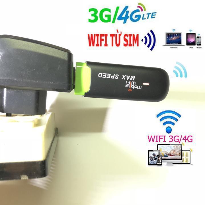 Lazada Khuyến Mãi Khi Mua Usb Phát Wifi 3G 4G - Usb Max Speed Chuyên Dụng Cho Xe ô Tô, Wifi Camera Giám Sát, Wifi Tivi Căng đét