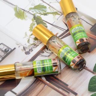 Dầu Nhân Sâm Ginseng Green Herb Oil Thái Lan - 8ml Loại xịn thumbnail
