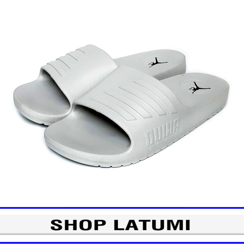Dép quai ngang, dép đúc siêu nhẹ, dép nam Nữ thời trang cao cấp Latumi TA2502 (Xám) chất liệu xốp eva cao cấp, chắc chắn, dẻo dai, nhẹ giá rẻ