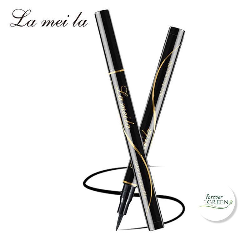 Bút Kẻ Mắt Nước Lameila Waterproof Liquid Eyeliner Pen MC037 cao cấp