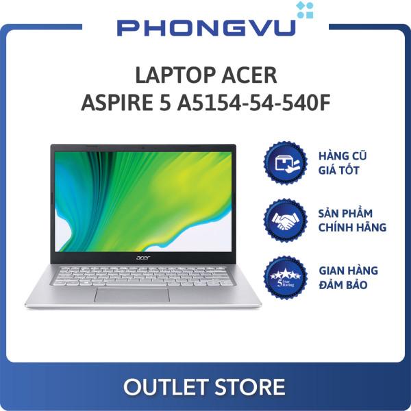 Bảng giá Laptop Acer Aspire 5 A514-54-540F (i5-1135G7) (Bạc) - Laptop cũ Phong Vũ