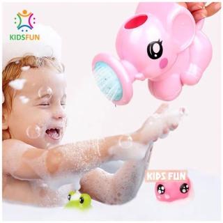 Đồ chơi mùa hè, đồ chơi bồn tắm cho trẻ em từ 1 tuổi trở lên, đồ chơi nhà tắm rót nước hình con voi ngộ nghĩnh nhựa ABS cao cấp 3