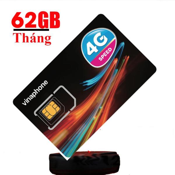 Sim 4g Vinaphone VD89 6T miễn phí  (62gb data/tháng + Miễn phí cuộc gọi) LTmart  trọn gói 6 tháng không cần nạp tiền