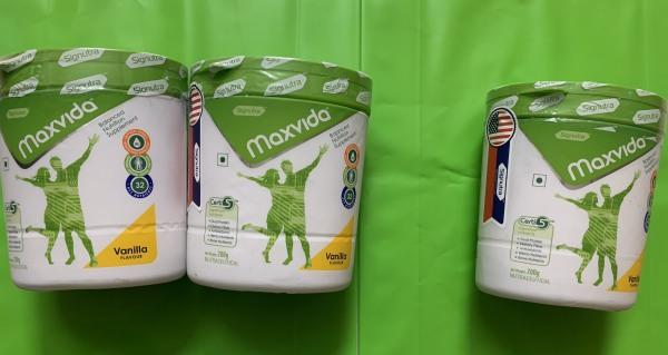 Combo mua 2 lon tặng 1 lon Maxvida 200gr Sữa Dinh Dưỡng cao cấp