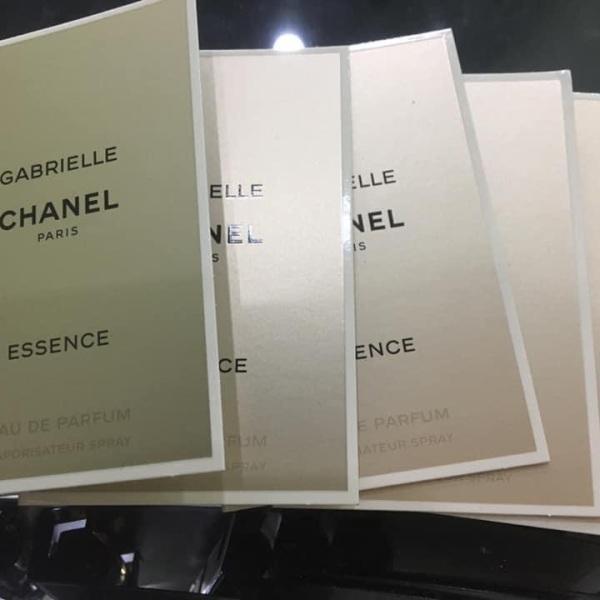 VIAL NƯỚC HOA NỮ CHANEL GABRIELLE EDP ( Xách tay Mỹ )