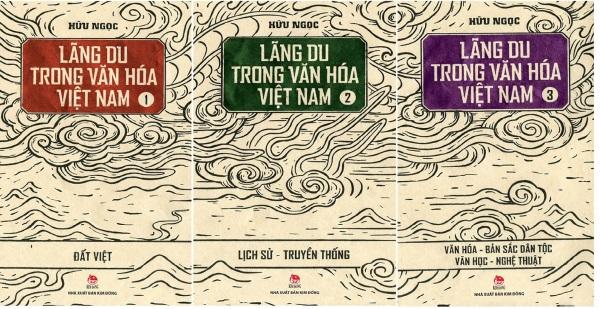 Sachnguyetlinh - Combo Lãng Du Trong Văn Hóa Việt Nam (Bộ 3 Tập)