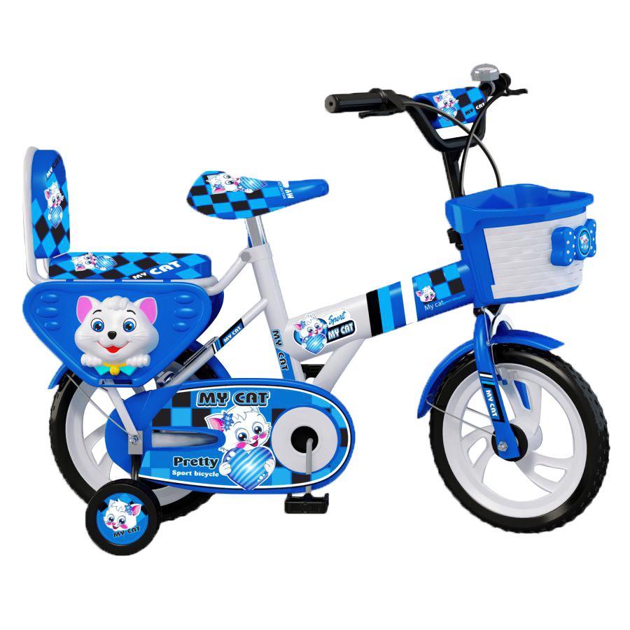 Xe đạp trẻ em Nhựa Chợ Lớn 14 inch K87...