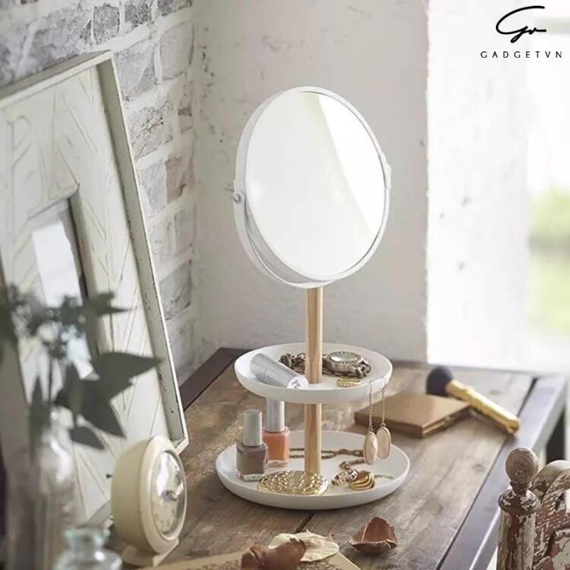 Gương để bàn phóng to