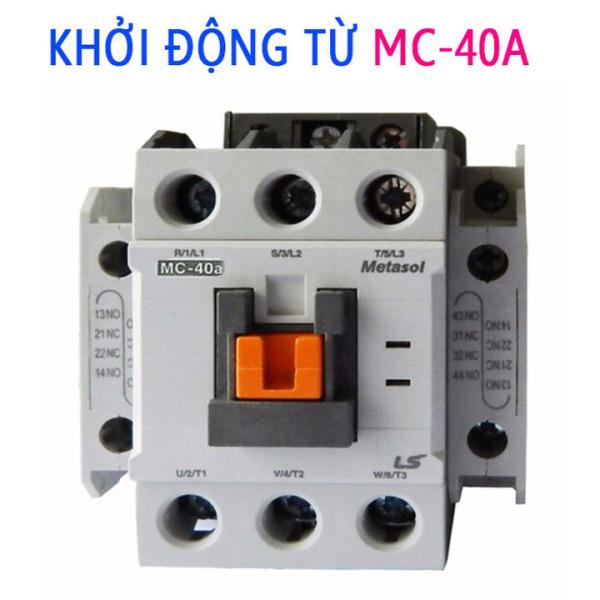 Khởi Động Từ LS MC 40A Contactor