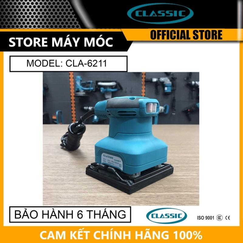 [HCM]Máy chà nhám rung hình vuông Classic CLA-6211