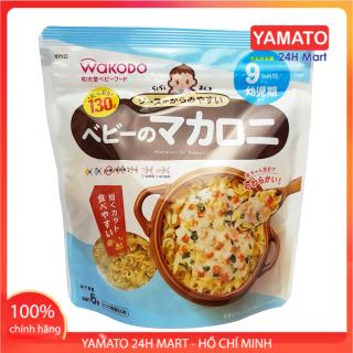 Mì Nui Wakodo Nhật Bản Cho Bé 9 Tháng, Mì Cho Bé Ăn Dặm, Mì Em Bé, Mì Hữu Cơ Cho Bé, Nui Cho Bé thumbnail