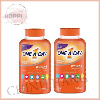 (CHÍNH HÃNG) Thực phẩm chức năng Viên Uống One A Day Women Multivitamin 300 Viên Của Mỹ thumbnail