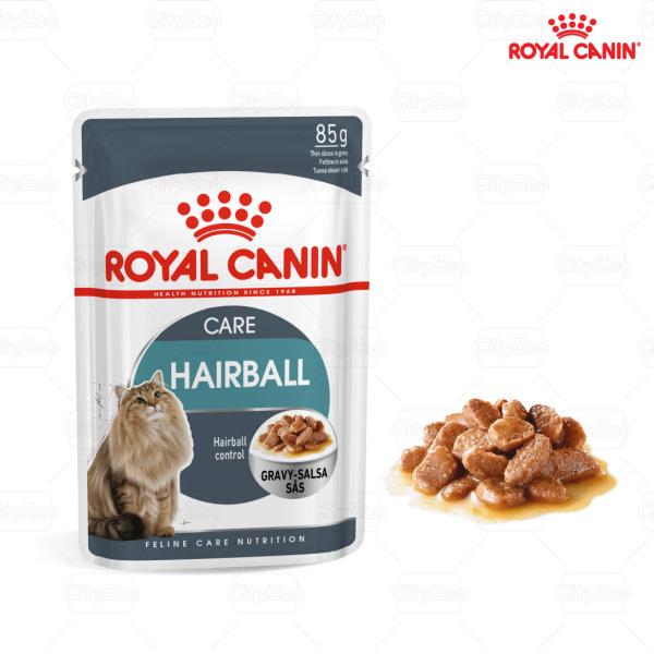 Pate Hairball Care 85gr hãng Royal Canin cho mèo , giúp tiêu hóa búi lông