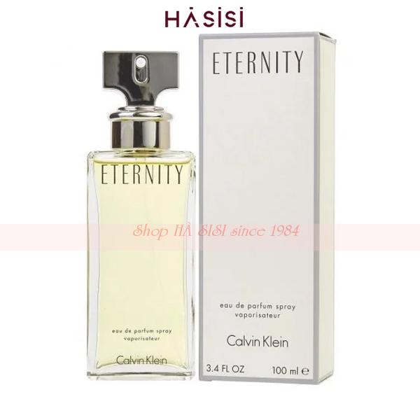 Nước hoa Ck - Eternity Edp 100ml (nữ)