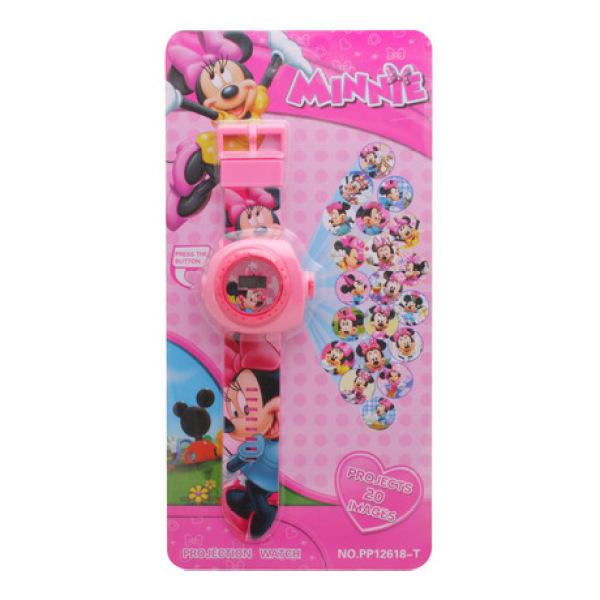 Nơi bán Đồng hồ chiếu hình 3D điện tử đeo tay đủ hình nhân vật hoạt hình thú vị cho bé trai và bé gái – DH016