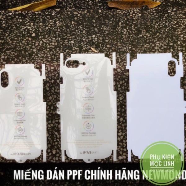 Dán PPF full viền - skin dán cho iphone ?? 12 Promax 12Pro 11 Pro Max 11 Pro ip 11 ??7plus 8plus X Xs Xs Max ]