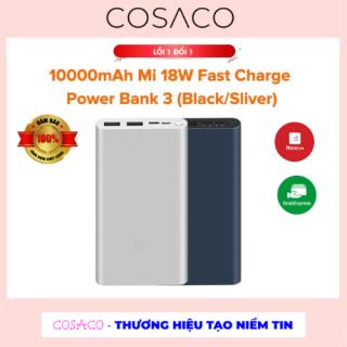 Sạc Dự Phòng - Sạc Dự Phòng Xiaomi Type- C gen 3 pro 10000mAh - Hỗ trợ sạc nhanh 18W Cả 2 Chiều- Bảo hành 6 tháng thumbnail