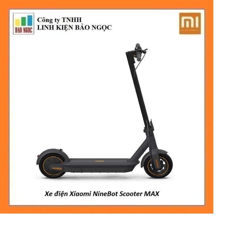 Phân phối Xe điện Xiaomi Ninebot scooter MAX