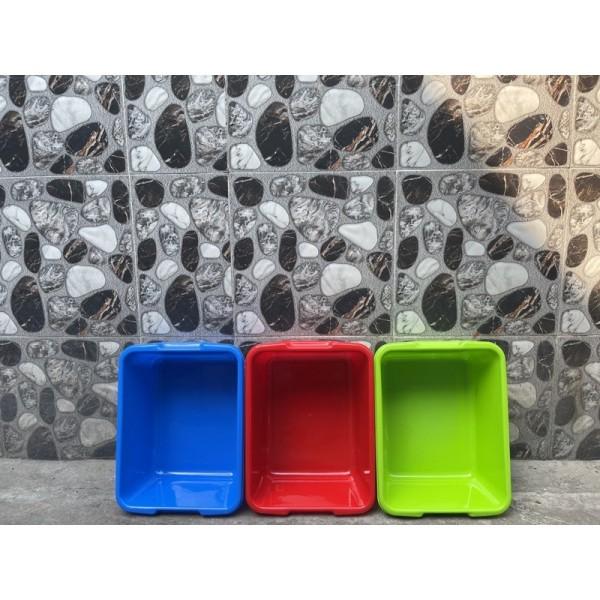 [HCM]Thùng nhựa nuôi cá 35x25x15cm - 10 lít - chất liệu nhựa tốt