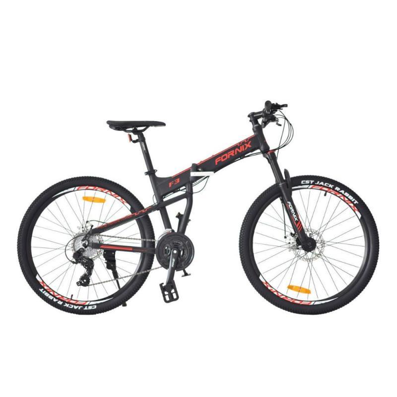 Phân phối Xe đạp gấp địa hình F3 màu đen mạnh mẽ