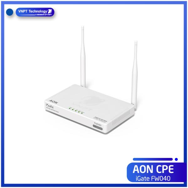Bảng giá Thiết bị Modem quang AON iGate FW040 VNPT Technology hàng chính hãng Phong Vũ