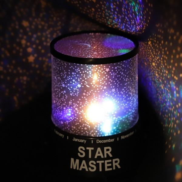 ĐÈN CHIẾU SAO STAR MASTER - LED SIÊU ĐẸP
