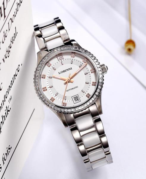 Đồng hồ nữ chính hãng Lobinni No.2016-2